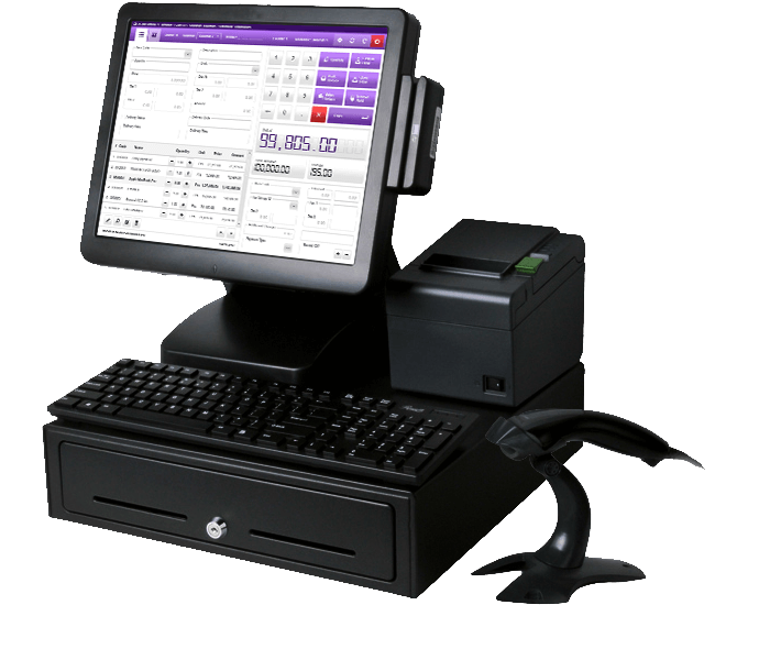 3S Point of Sale Device